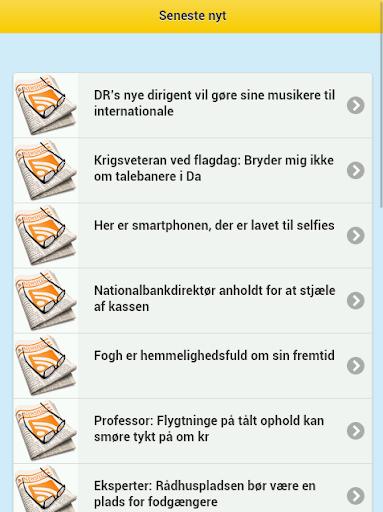 Danmark Nyheder