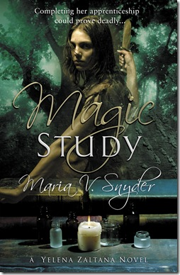 Maria Snyder Magic Study