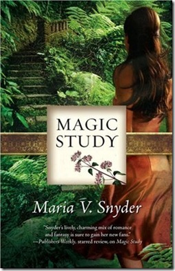 Magic Study Maria Snyder