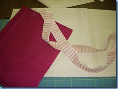 0509 Homespun Pillowcase Parts
