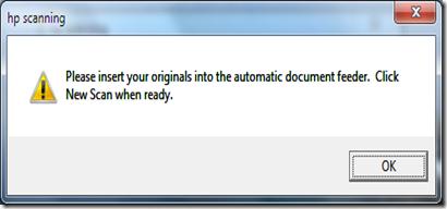 Romukas blog: Windows 7 & HP LaserJet 3055 Network Scanning