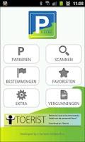 Screenshot of Veere Local Authority Parking