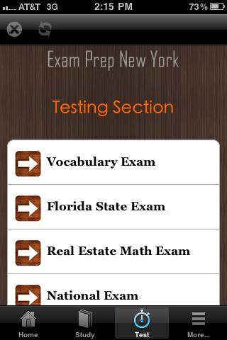 New York Real Estate Exam Prep- screenshot