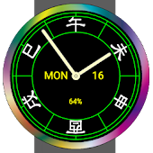 SAMURAI Watch Face