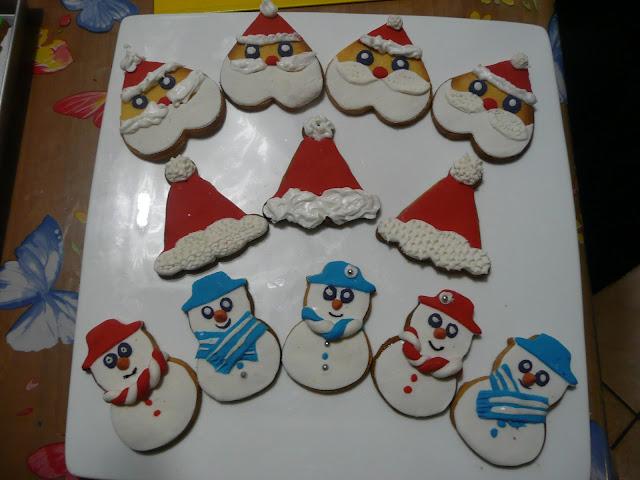 Biscotti Natale Pasta Di Zucchero.Babbi E Le Palle Di Pelo Biscotti Di Natale In Pdz
