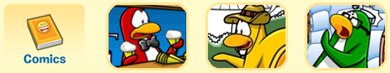 Comics Club Penguin :)