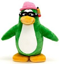 Club Penguin Aunt Arctic Small Soft Toy :)