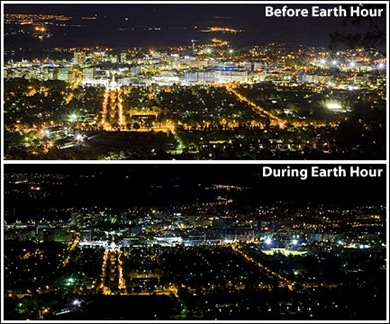 Canberra Earth Hour