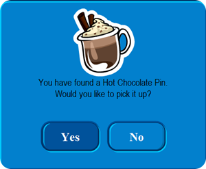 PIN in Club Penguin