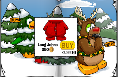 Penguin Style Catalog Club Penguin