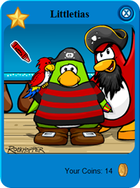 Littletias and Rockhopper