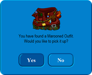 Marooned Outfit :)