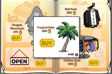 Tropical Palm :)