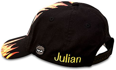 Personalized Club Penguin Cap for Kids:)