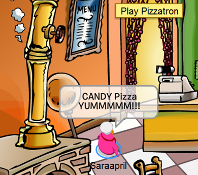 Candy Pizza Yummm!!!
