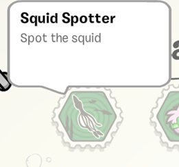 Squid Spotter Stamp :)