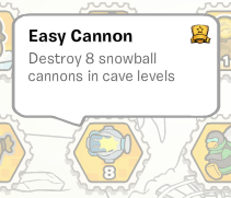 Earn easy Cannon Stamp :)