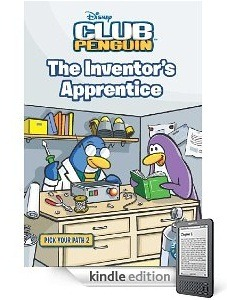The Inventor's Apprentice 2 [Kindle Edition] :)