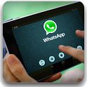 Whatsapp for Tablets Free icon