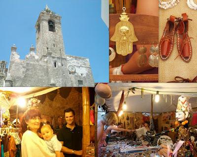 Mercado Medieval de Vejér de la Frontera, Cadiz.