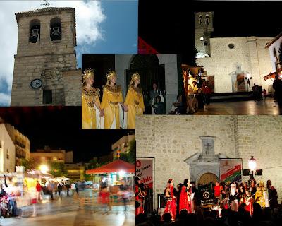 Mercado Medieval de Torredelcampo, Jaén.