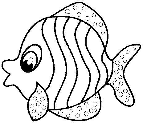 عبر حجم لمح رسم سمكة للتلوين Comertinsaat Com