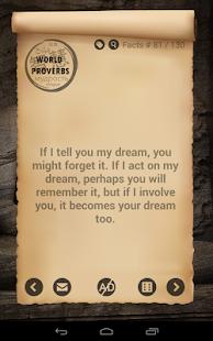 Tibetan Peace proverbs