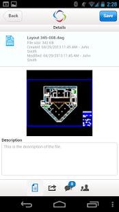 iQ Central screenshot