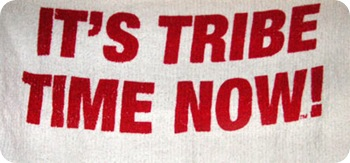 TRIBE-TIME-TOWEL