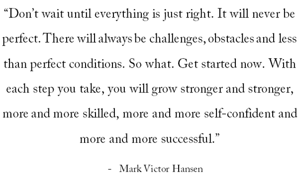 quote mark victor hansen