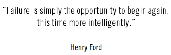 quote failure henry ford