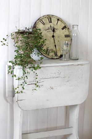 vintage wall table