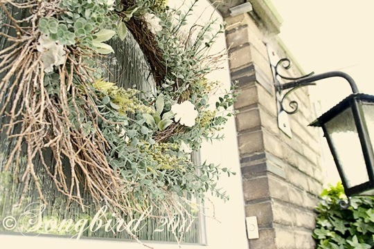 Spring Wreath 1