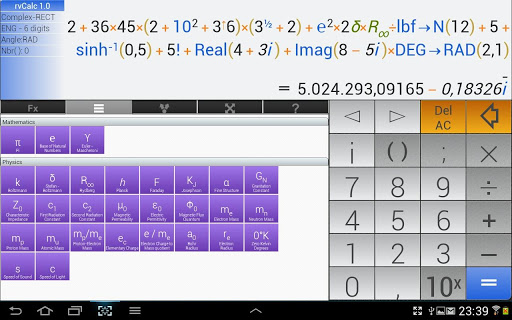 免費工具App rvCalc Calculator FREE 阿達玩APP
