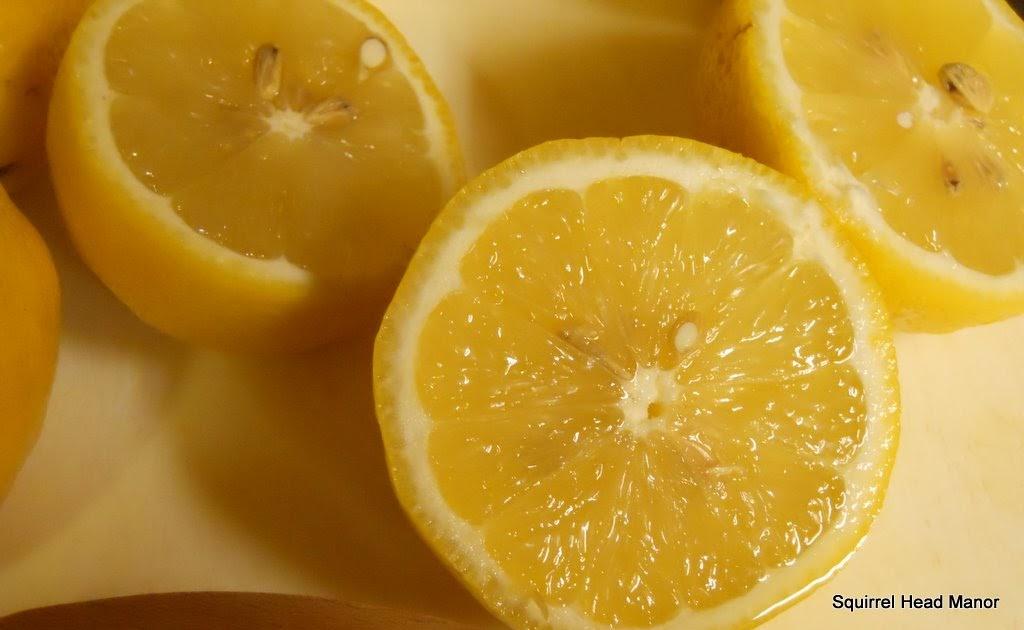 Real Simple Lemon Pound Cake Recipe