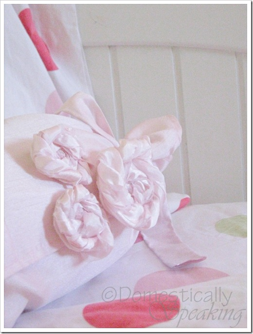 How to Make a Pillow from an Old Dress