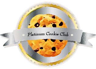 Platinum Cookie Club Certification