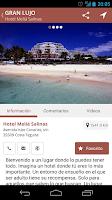 Screenshot of App Lanzarote Guide Lanzarote