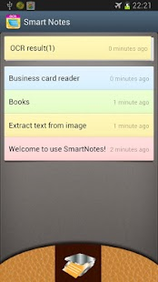 Smart Notes - OCR Free - screenshot thumbnail