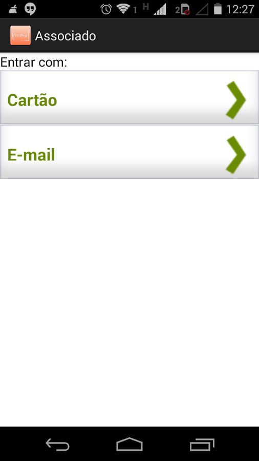 TecBiz Associado - screenshot