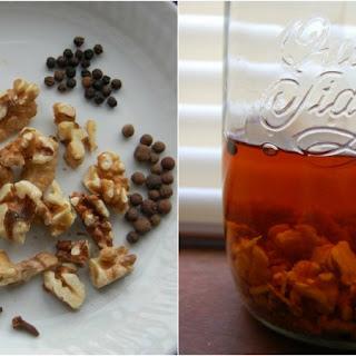 Maple-Walnut Cocktail Bitters