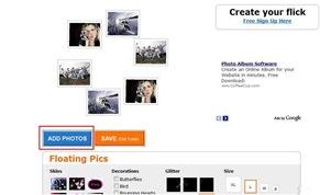 Adicionar fotos