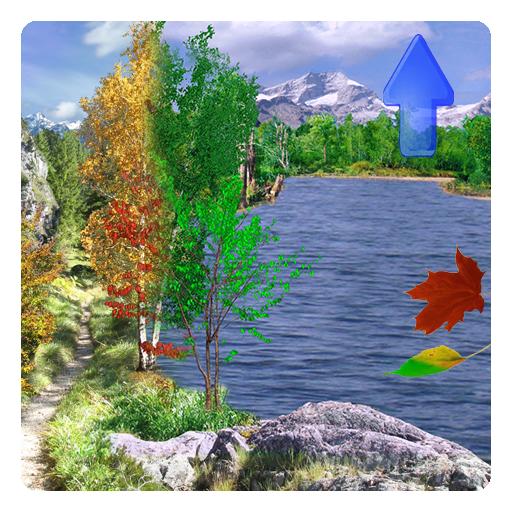 季節秋季動態壁紙臨 個人化 App LOGO-APP試玩