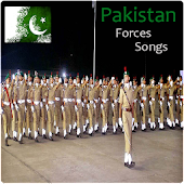 Pakistan Army PAF Navy Songs