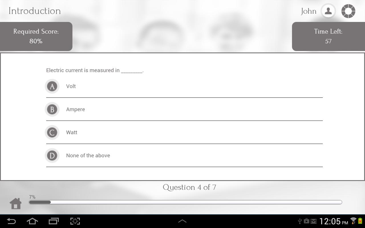 Learn Electrical Engineering - screenshot