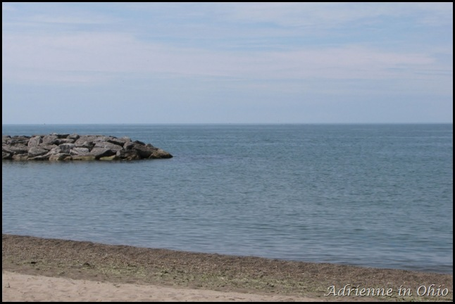 lake erie at Presque Isle photo by Adrienne Zwart