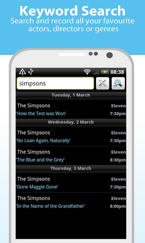 IceTV - TV Guide Australia - screenshot