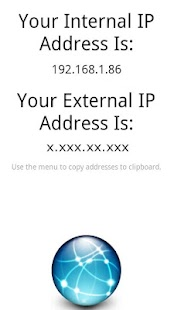 What Is My IP? - screenshot thumbnail