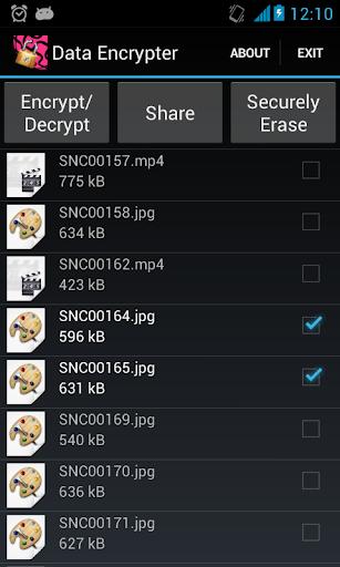 Data Encrypter