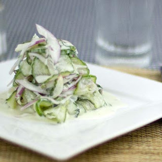 Cucumber-Mint Salad